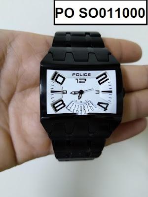 đồng hồ nam PO S001000 màu đen cá tính nhất