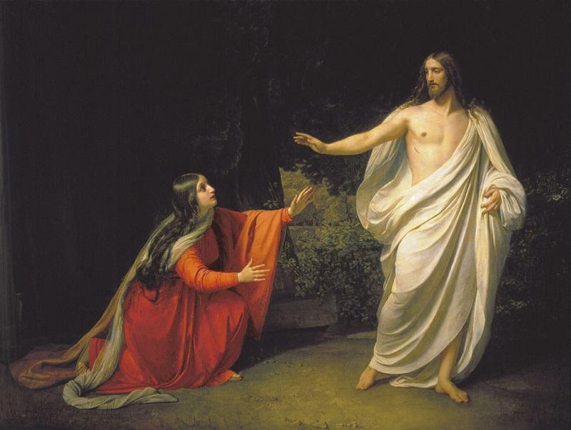 Os Quatro Enganos de Maria Madalena