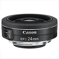 https://www.amazon.fr/Canon-Objectif-EF-S-2-8-STM/dp/B00NLBGD1A/ref=sr_1_1?ie=UTF8&qid=1483386951&sr=8-1&keywords=canon+24mm