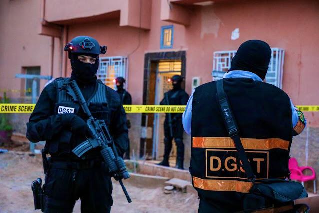 Maroc- Démantèlement d'une cellule terroriste à Errachidia (Photos et vidéo)