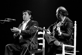 Cumbre Flamenca 1984, Teatro Alcalá, Madrid.