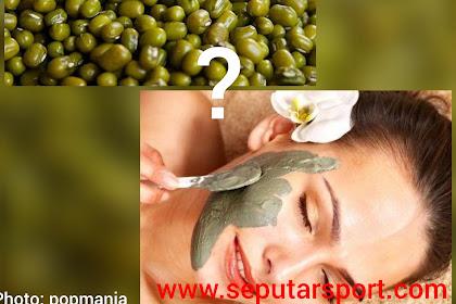 5 Manfaat Kacang hijau, bisa untuk masker wajah