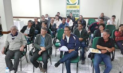 Sincovvale traz pela primeira vez para Registro-SP discussão da convenção coletiva do trabalho