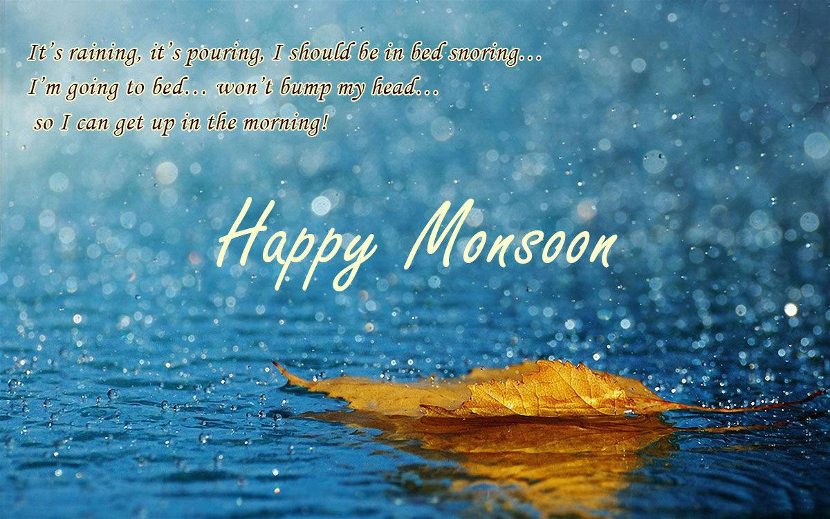 Best Monsoon English and Hindi Status