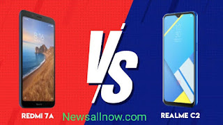 Xiaomi Redmi 7A Vs Realme C2: Which entry-level smartphones better priced at Rs 5,999?