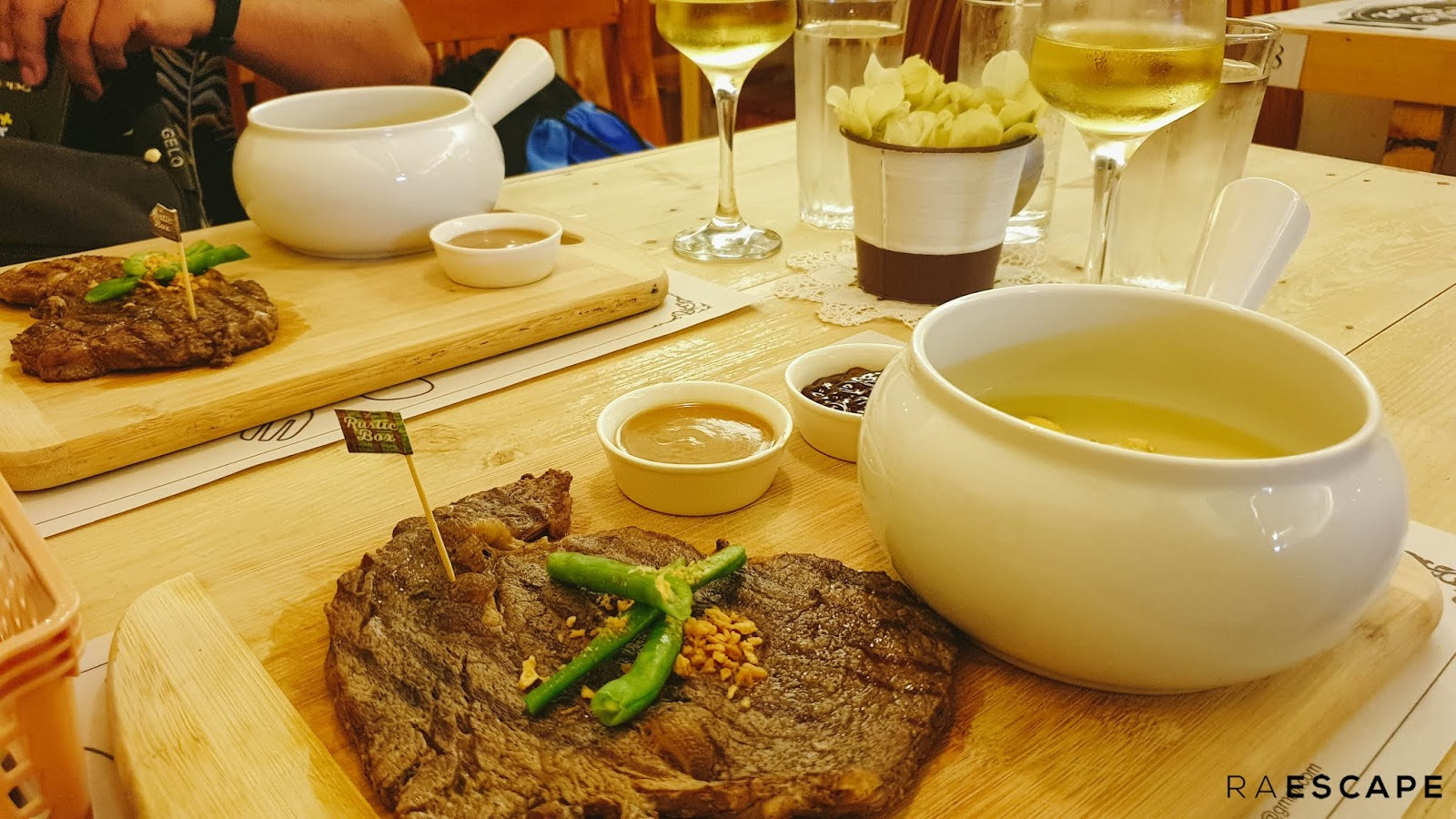 Rustic Box Wine And Dine In Baguio City Raescape