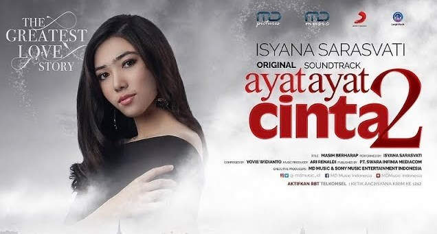 Video Musik Isyana Sarasvati - Masih Berharap (Official Music Video) Soundtrack Ayat Ayat Cinta 2