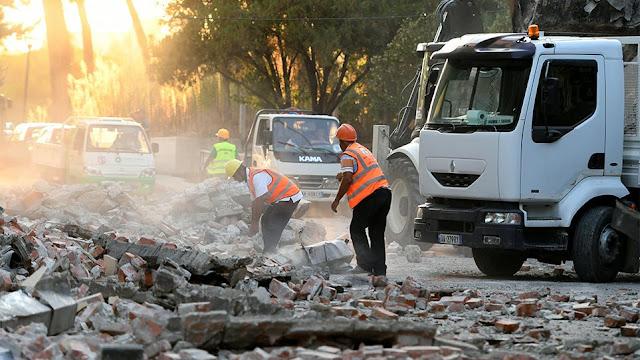 Θεσπρωτία: Αισθητός και στη Θεσπρωτία ο ισχυρός σεισμός της Αλβανίας