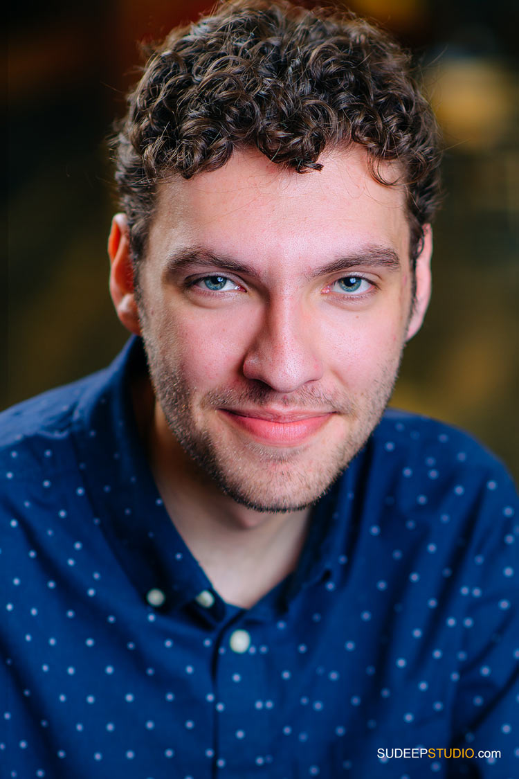 Best Michigan Actor Headshot for Theater TV Film Audition Casting Calls by SudeepStudio.com Ann Arbor Professional Actor Headshot Photographer