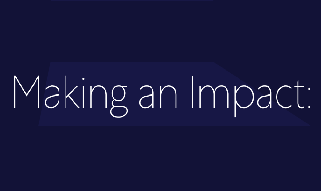 Making an Impact #Infographic