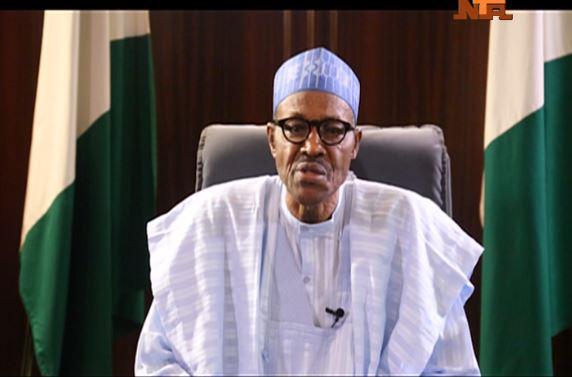 Full Text Of President Muhammadu Buhari's National Broadcast On Democracy Day