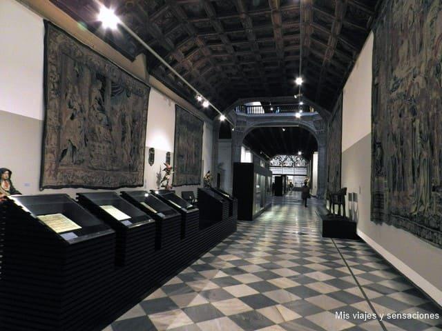 Interior Museo de Santa Cruz, Toledo