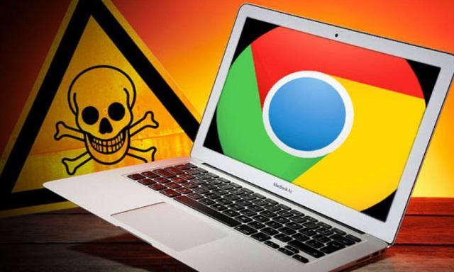 حملة ضخمة للتجسس علي مستخدمي جوجل كروم و 32 مليون تنزيل ضار