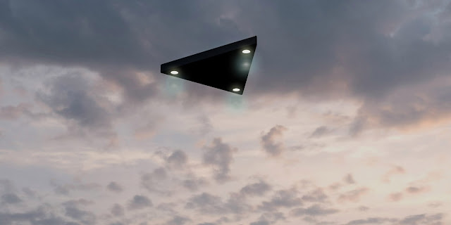 Laporan Pentagon: Ada 144 Penampakan UFO dengan Teknologi Misterius