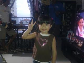 Adik Amani Adamaya tv3 - Mia Sara Nasuha bt Muhammad Ridhuan