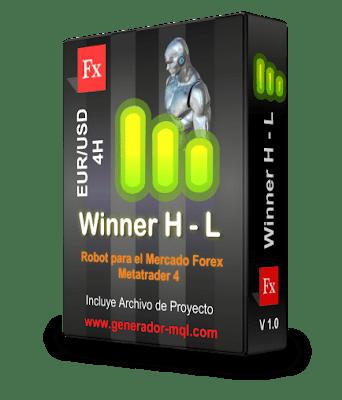 Robot para el Mercado Forex, ganador y rentable 2018