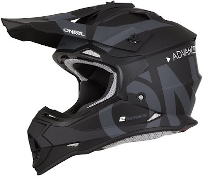O'Neal Unisex-Adult Off-Road 2 SERIES Helmet.