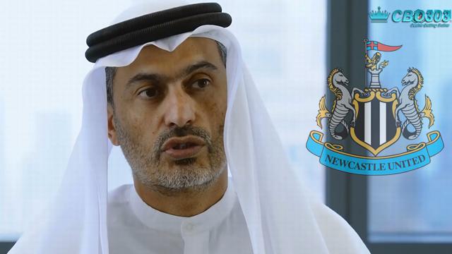 Sheikh Khaled bin Zayed Al Nehayan Calon Pembeli Newcastle United