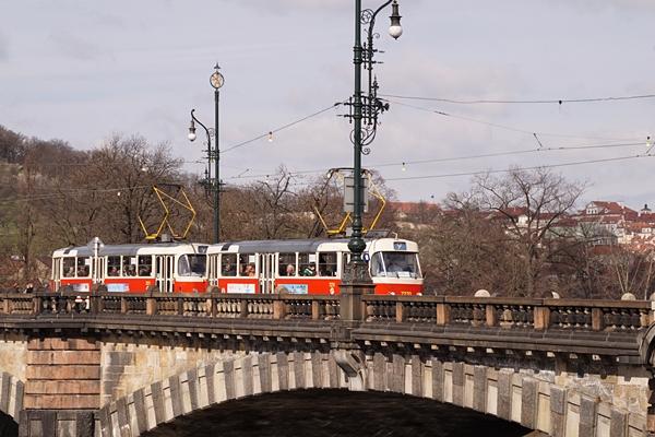 Straßenbahn in Prag | Tasteboykott