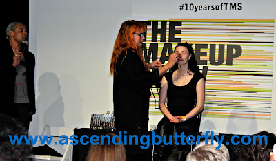 Signature Style Ellis Faas q n a presentation 2 with James Vincent during The Makeup Show 2015 in New York City #10 yearsofTMS WATERMARKED, The Makeup Show, Beauty, Cosmetics, #bbloggers, Lifestyle Blogger