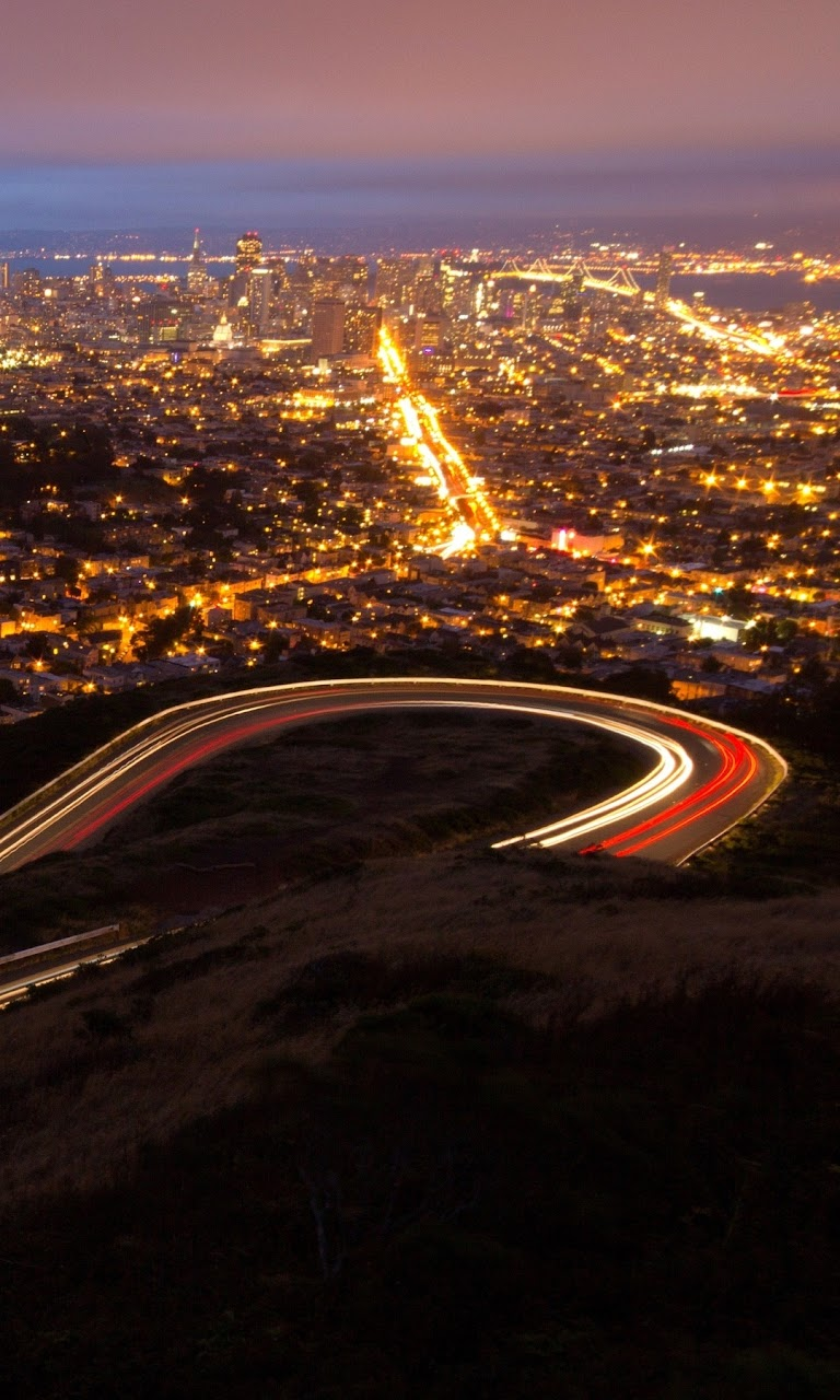 Android Best Wallpapers California San Francisco A City Android
