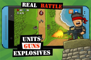 Modern Islands Defense Mod APK For Android Unlimited Coins & Fuels