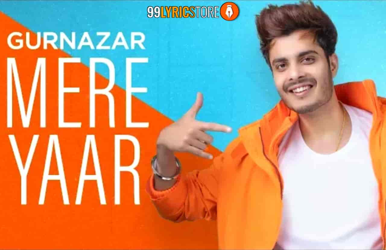 Mere Yaar Song Images By Gurnazar