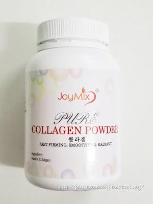 JoyMix Pure Collagen Powder Review; JoyMix