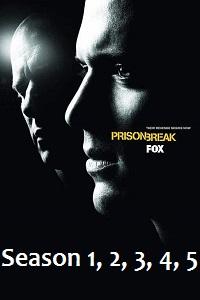 Prison Break (Season 1 – 5) {English With Subtitles} Bluray 480p | 720p