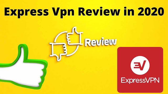 Express Vpn Review in 2020