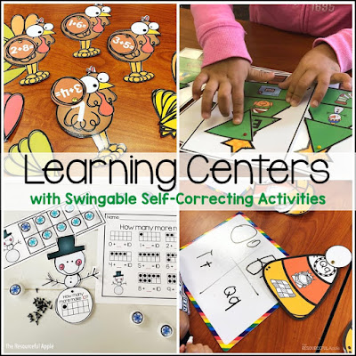 Learning Centers with Accountability