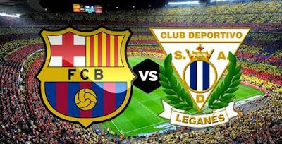 بث مباشر مشاهدة مباراة برشلونة وليجانيس مباشر اليوم 16-6-2020 في الدوري الاسباني