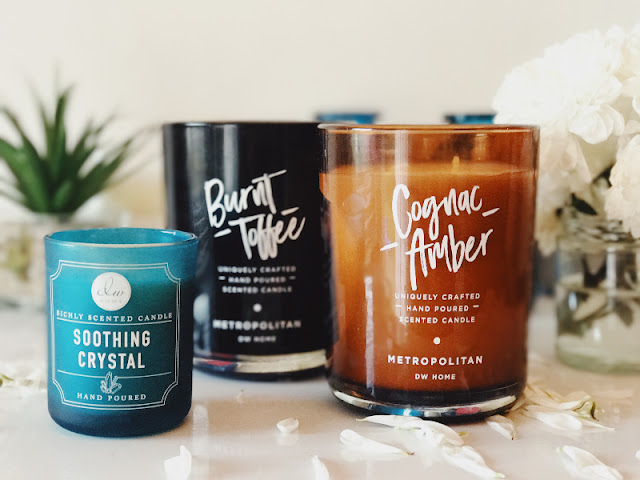 DW Home Candles Review
