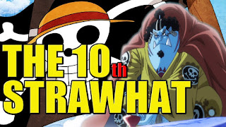Jinbe: The 10th Strawhat member