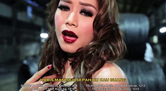 Lirik Lagu Astrid Samasi - Habis Manisku