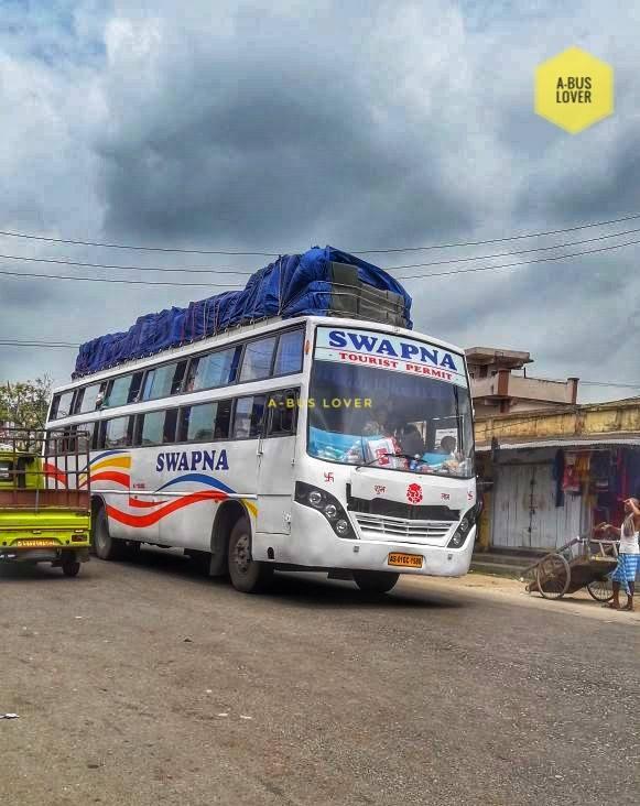 A Bus Lover