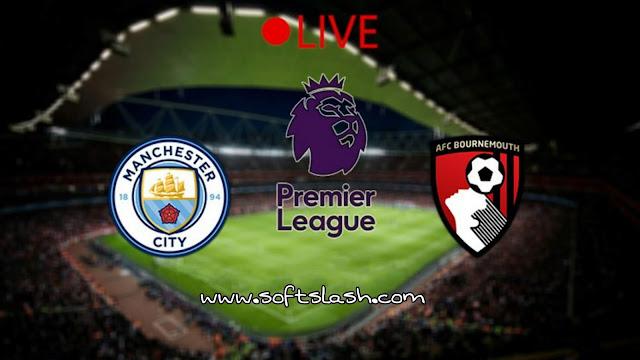 بث مباشر Bournemouth vs Manchester city بدون تقطيع بمختلف الجودات