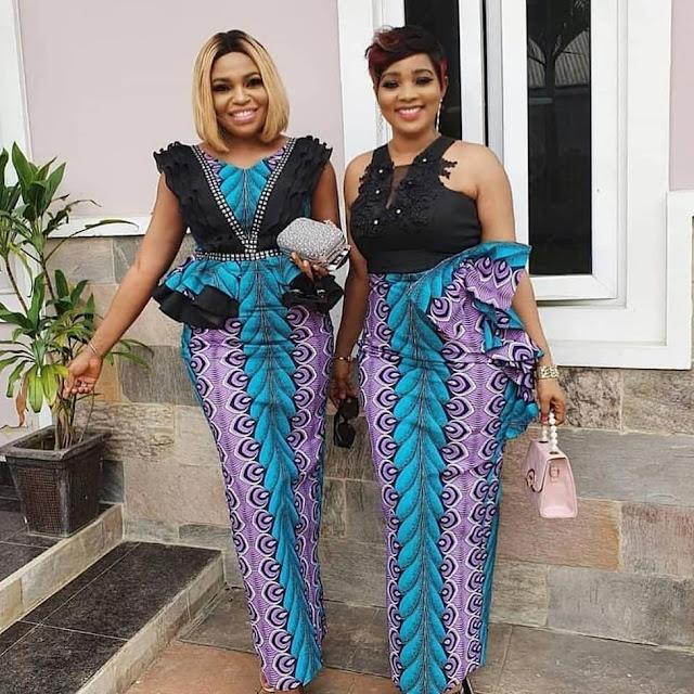 2020 Beautiful Stand Out Asoebi Styles