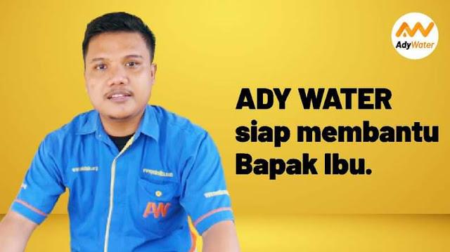 ady water siap membantu