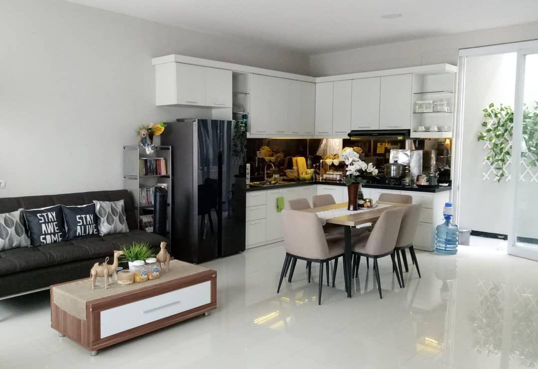 50 Design Dapur Rumah Minimalis Type 36 Cantik Mewah