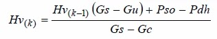 Ecuación de Hv