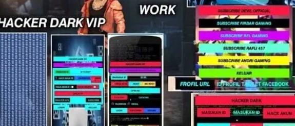 Hacker Dark Vip By Config Gaming