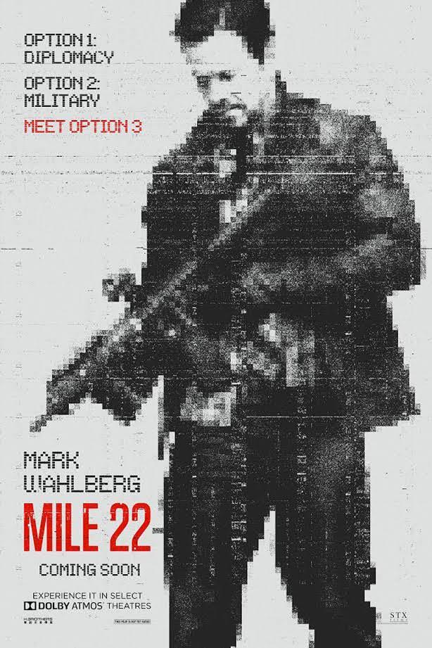 Mile 22 2018