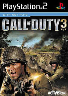 Call of Duty 3 PS2 ISO Download