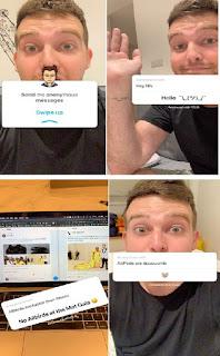 yolo app for snapchat