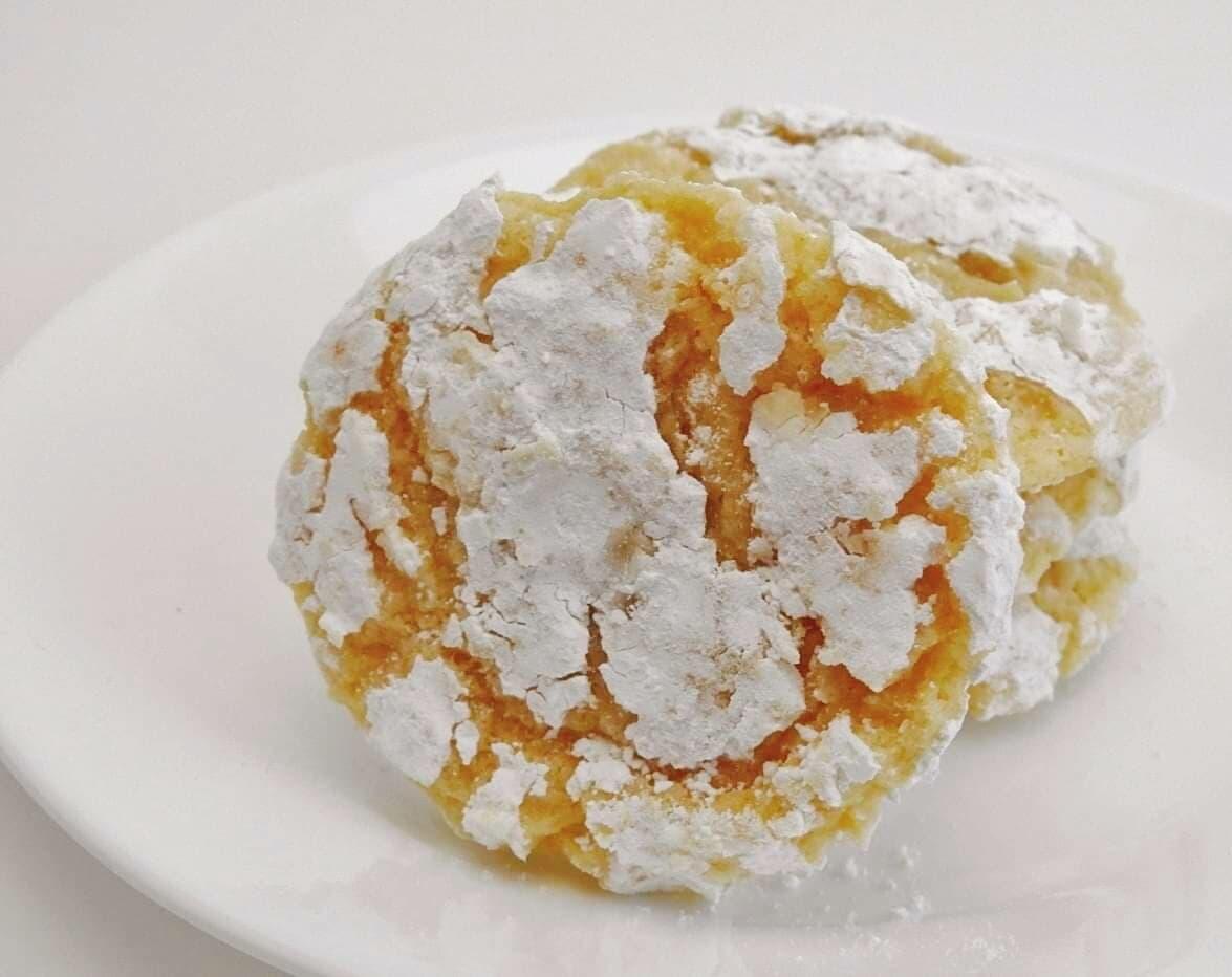 Lemon Coconut Pixies
