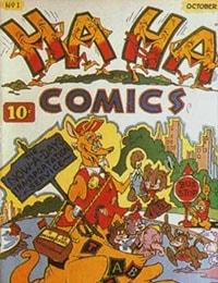 Ha Ha Comics