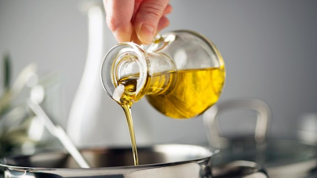 is it safe to cook with olive oil