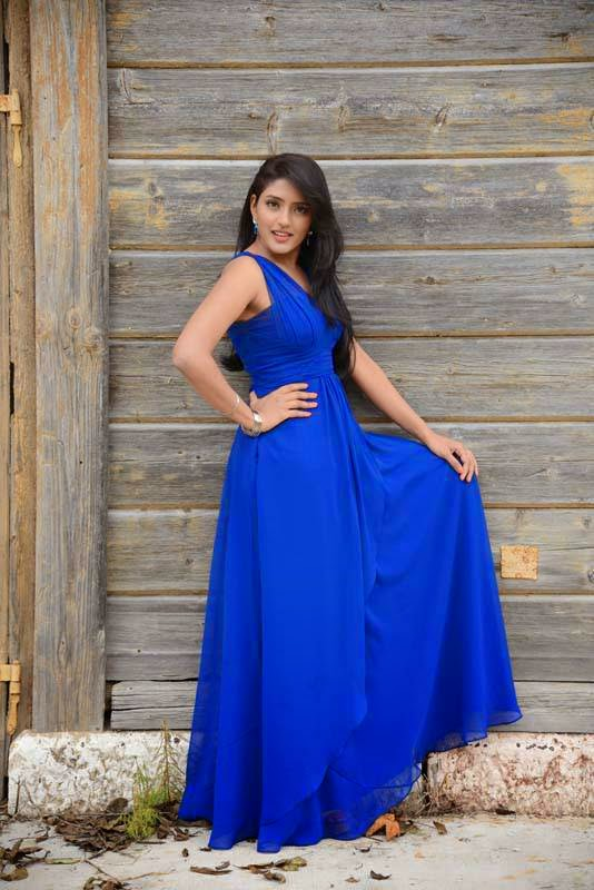 Actress Eesha Latest Cute Hot Spicy Photos Gallery From Bandipotu Telugu Movie