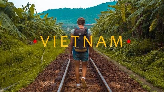 The road story Viet nam of Georgy Tarasov